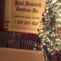 Photo taken at Fred's Pizza by Dan E. on 12/8/2012