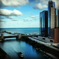 Photo taken at Sheraton Grand Chicago by Claire L. on 9/26/2012