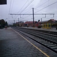 Photo taken at Station Ieper by Naeye H. on 10/6/2012