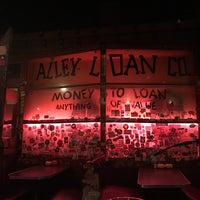 Photo taken at The Alley by 🐍Ssstephanie on 11/15/2017