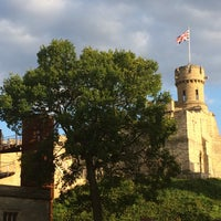 Photo taken at Lincoln Castle by Steven M. on 7/31/2015