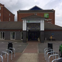 Photo taken at Holiday Inn Express Newcastle - Metro Centre by Steven M. on 6/24/2014