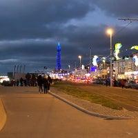 Photo taken at Blackpool Illuminations by Steven M. on 10/27/2017