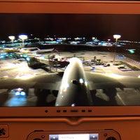 Photo taken at Emirates (EK) Flight 020 (Manchester - DXB) by Steven M. on 4/5/2018