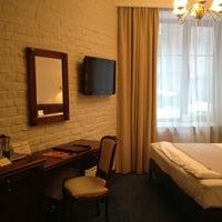 Photo taken at Традиция / Tradition Hotel by Dan V. on 12/15/2012