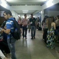Photo taken at FALS - Campus Saúde by Allyson A. on 10/24/2012