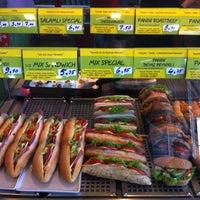 Photo taken at Duran Sandwiches by Alp on 5/1/2013