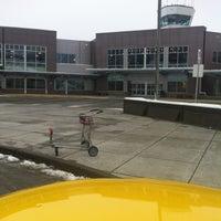 Photo taken at Juneau International Airport (JNU) by Michele D. on 1/12/2013