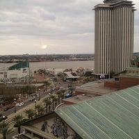 Photo taken at DoubleTree by Hilton Hotel New Orleans by Susan P. on 3/2/2013