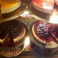 Photo taken at Café 60 by Irina on 11/5/2012