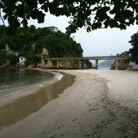 Foto tirada no(a) Praia de Boa Viagem por Rodrigo R. em 11/9/2012