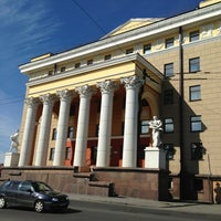 Photo taken at Площадь Кирова by Nataly W. on 5/25/2013