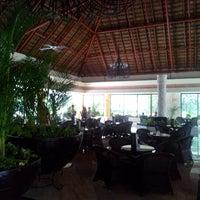 Photo taken at Coba Premium Lobby Bar by Elena D. on 10/29/2013