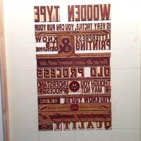 Photo taken at Kemistry Gallery by elisa v. on 2/8/2014