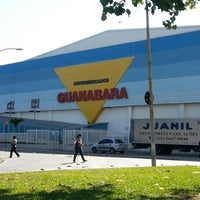 Photo taken at Supermercados Guanabara by José Sileno M. on 10/10/2012