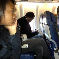 Photo taken at Gate 9 SHV by Kim J. on 11/16/2012