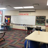 Photo taken at Robinson Elementary by Brenda S. on 3/15/2018