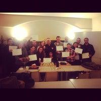 Photo taken at Escola d'Hosteleria Hofmann by Taller C. on 12/13/2012