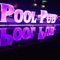 5/15/2013 tarihinde Alphanziyaretçi tarafından Pool Pub'de çekilen fotoğraf