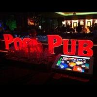 3/22/2013 tarihinde Alphanziyaretçi tarafından Pool Pub'de çekilen fotoğraf