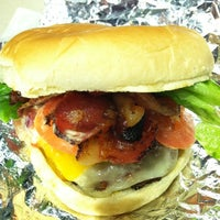 Photo taken at goodburger by Patrick A. on 11/3/2012