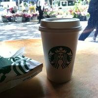 Photo taken at Starbucks by Patrick A. on 9/30/2012