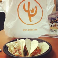 Photo taken at Qdoba Mexican Grill by Jackie B. on 10/7/2012