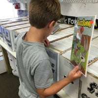 Photo taken at Comic Town by Danielle H. on 7/6/2016