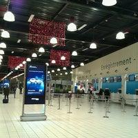 Photo taken at Terminal 2G by David B. on 12/31/2012