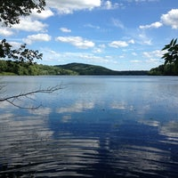 Photo taken at Croton Falls Dam by Caitlin L. on 8/3/2013