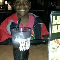 Photo taken at Buffalo Wild Wings by Tre W. on 11/23/2014