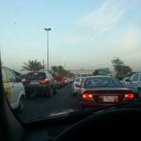 Photo taken at اشارة فحيحيل by a7med a. on 10/14/2012
