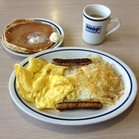 Photo taken at IHOP by John R. on 10/23/2012