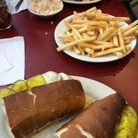 Photo taken at New York Deli by Christy S. on 10/1/2016