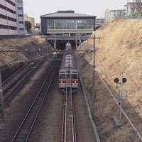 Photo taken at Aobadai Station (DT20) by u2penguin m. on 2/17/2013