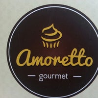Photo taken at Amoretto Gourmet by Gabriela C. on 2/9/2014