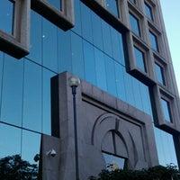 Photo taken at Consejo de la Judicatura Federal Edificio Sede by Tiff A. on 10/3/2012