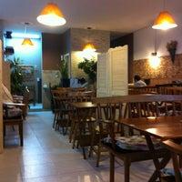 Photo taken at Benedita Cafe by Esther K. on 9/29/2012