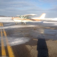Photo taken at Allegheny County Airport (AGC) by Rob G. on 1/3/2013
