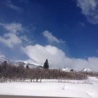 Photo taken at Snowbasin Resort by Rob G. on 2/26/2013