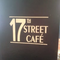 Photo taken at 17th Street Cafe by Rob G. on 9/9/2013