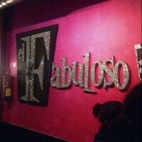 Foto tomada en El Fabuloso Club por Jordi S. el 10/6/2012