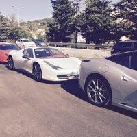 Photo taken at Ferrari/Maserati by Caroline C. on 10/15/2015