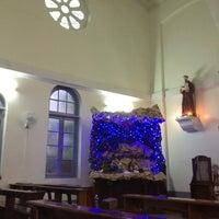 Photo taken at St. Augustine Church of Yangon by Anegga T. on 12/11/2013