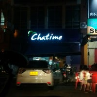 Photo taken at Chatime by West D. on 10/6/2014