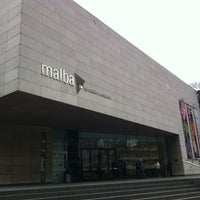 Photo taken at Museo de Arte Latinoamericano de Buenos Aires (MALBA) by Tomás A. on 10/19/2012