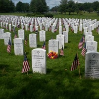 Photo taken at State Veterans Cemetery by Getrdonedave68 D. on 5/30/2016