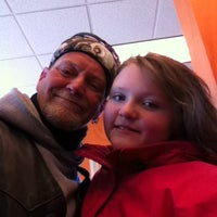 Photo taken at Dunkin' Donuts by Getrdonedave68 D. on 4/21/2013