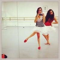 Photo taken at Balletiquette Dance Studio by Alishia B. on 3/18/2014