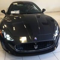 Photo taken at Maserati of San Diego by Antonino🇮🇹 B. on 3/29/2013